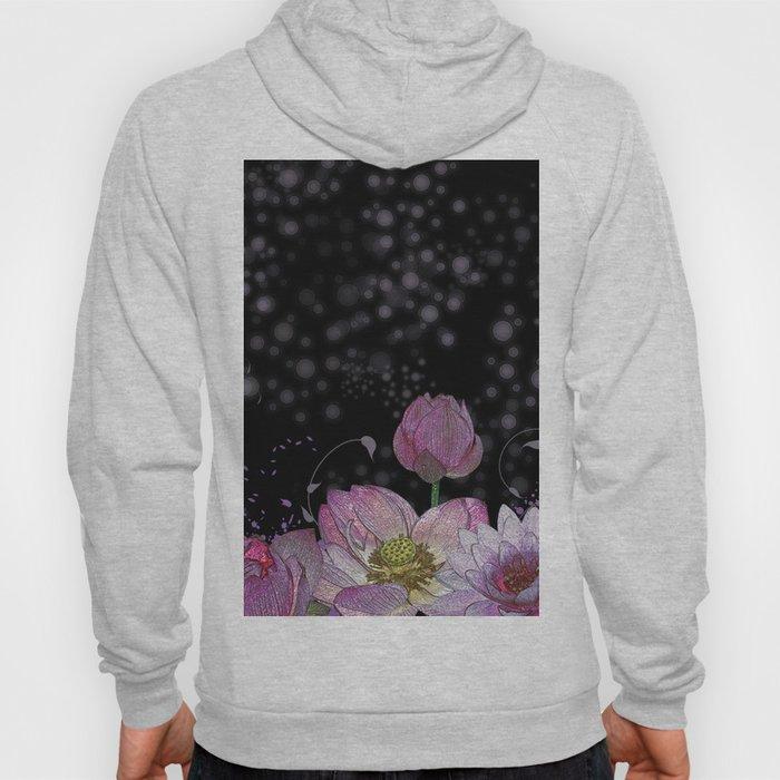 Mystical Lotus Hoody