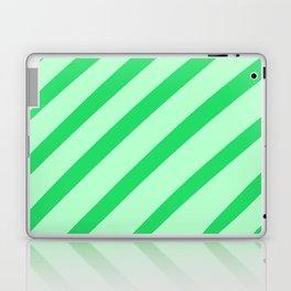 Leaf Stripes Laptop & iPad Skin