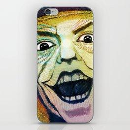 Joker Old iPhone Skin