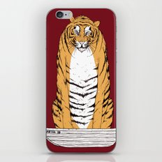 life of pi - red variant iPhone & iPod Skin