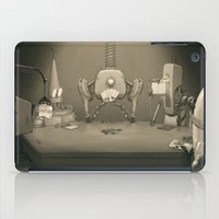 poker iPad Cases featuring Bot Poker by Samize