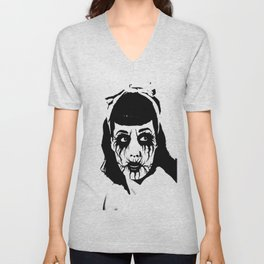 Corpsepaint Bettie Unisex V-Neck