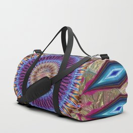 Diamond Blast Duffle Bag