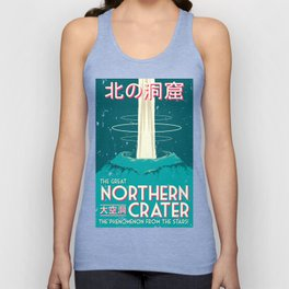 Final Fantasy VII - Great Northern Crater Unisex Tank Top