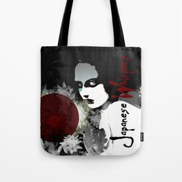 """""""Japanese Whispers"""" Tote Bag"""