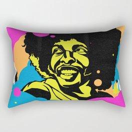Soul Activism :: Sly Stone Rectangular Pillow