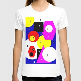 Beginners Guide to Abstract Painting T-shirt
