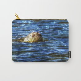 Seal Sparkle Carry-All Pouch