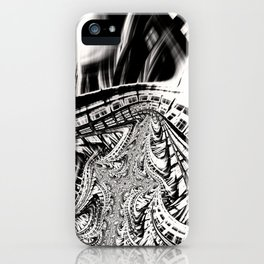 Fevered Highways iPhone Case