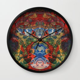 it's a pleasure Wall Clock