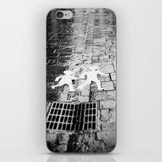 Crosswalk, Brittany, France iPhone & iPod Skin