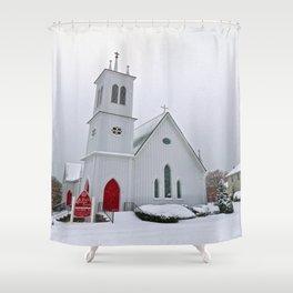 St. Paul's Episcopal Church Shower Curtain