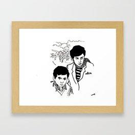 Feludar Goendagiri Framed Art Print