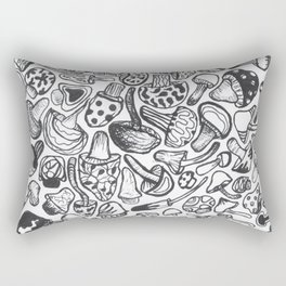 Mushmania Rectangular Pillow