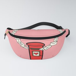 Love Letters Fanny Pack