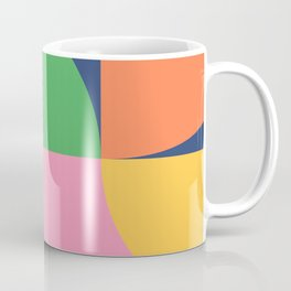 Abstract Geometric 16 Coffee Mug