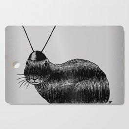 Fuzzy Reception Cutting Board