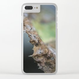 First Floor Clear iPhone Case