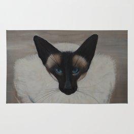 The Siamese Cat Rug
