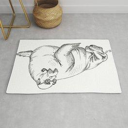 Walrus Rug