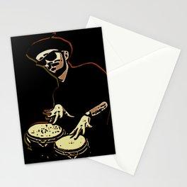 Bongo Beatin' Beatnik Stationery Cards