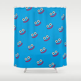 Dragon Quest's Slime Shower Curtain