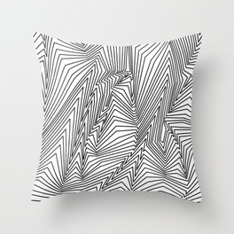Squint & See Throw Pillow