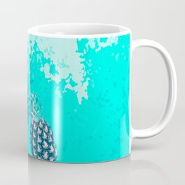 Pineapple Float Coffee Mug