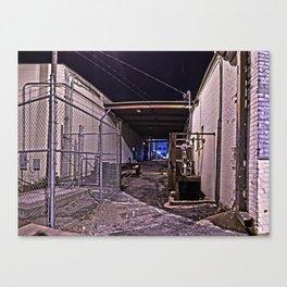 AlleyWay Canvas Print