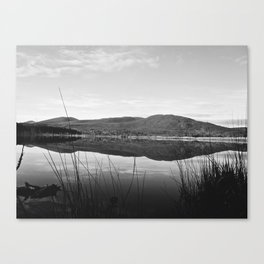 Still Morning Canvas Print