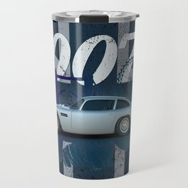Bond Style Travel Mug