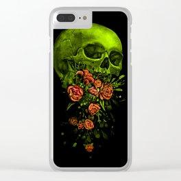 Vomit Clear iPhone Case