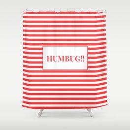 Humbug Shower Curtain
