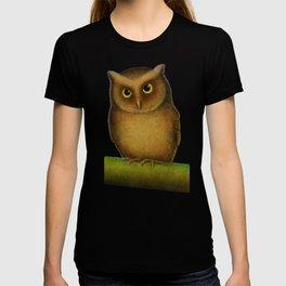 Mountain Scops Owl T-shirt