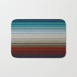 Woven Rainbow Bath Mat