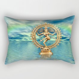 Shiva Nataraja Rectangular Pillow
