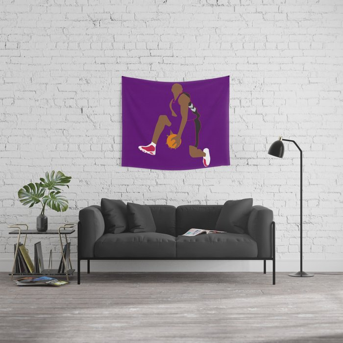 NBA Players | Vince Carter Dunk Wall Tapestry