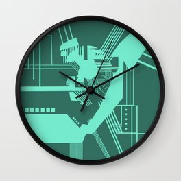 Synthetic (Light Edition) Wall Clock