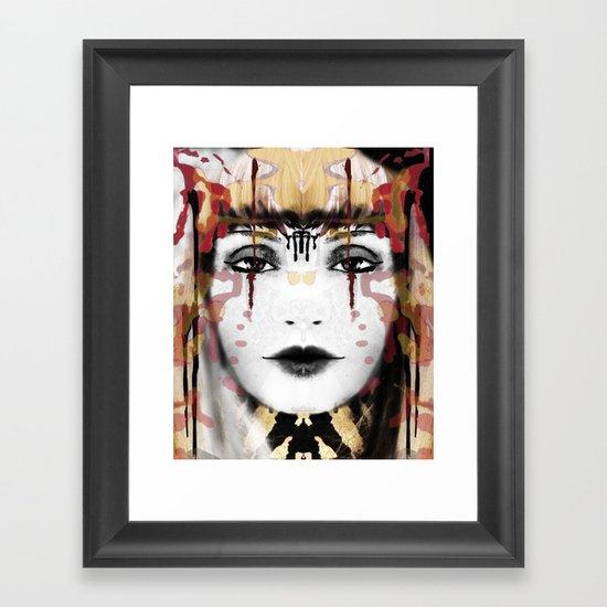 Tribal Framed Art Print