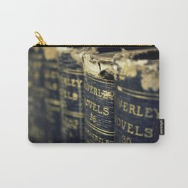 Waverly Novels Vintage Books Carry-All Pouch