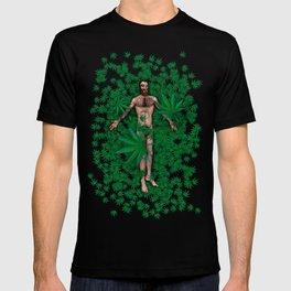 Reefer Madness/American Beauty T-shirt