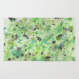 Toxic speckle Rug