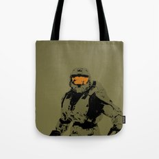 Master Chief Redux Tote Bag