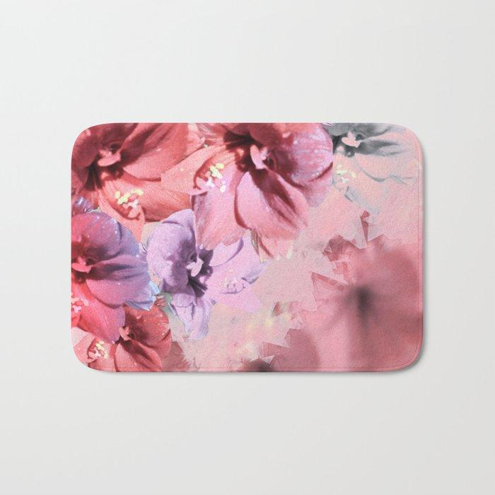 Red Flower Fantasia 2 Bath Mat