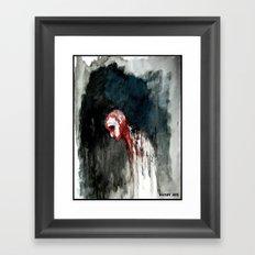 The Doubting Spirit Framed Art Print