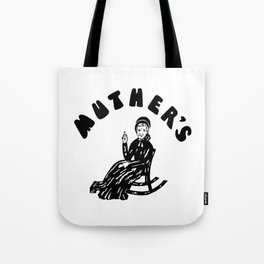 Muther's Music Emporium Tote Bag