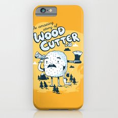 The WoodCutter Slim Case iPhone 6s