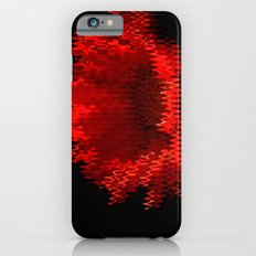 Gerbera On Fire Slim Case iPhone 6s