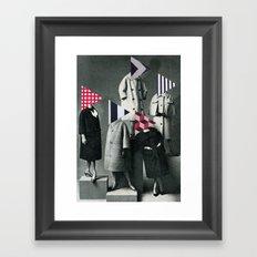 Fashion Forward Framed Art Print
