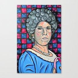 Thelma Harper (Mama)  Canvas Print